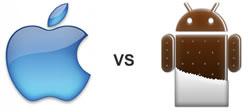 Nexus Prime vs Apple iPhone 4s