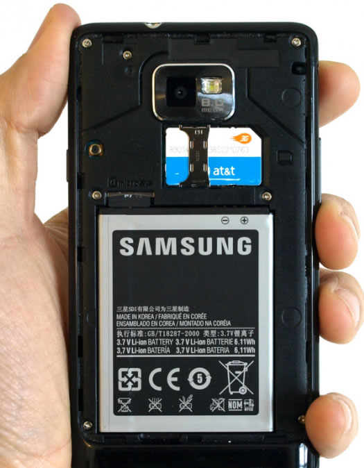 Apple iPhone 4s vs Samsung Galaxy S2 LTE