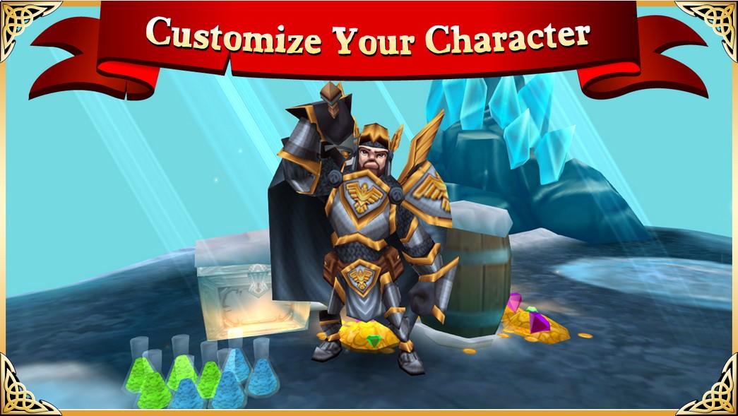 Arcane Legends Game