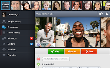 Badoo Social Network for Android