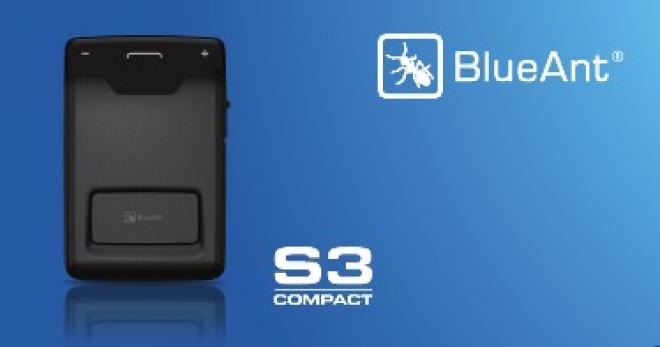 BlueAnt S3 Handsfree bluetooth car kit does not work with Samsung S2