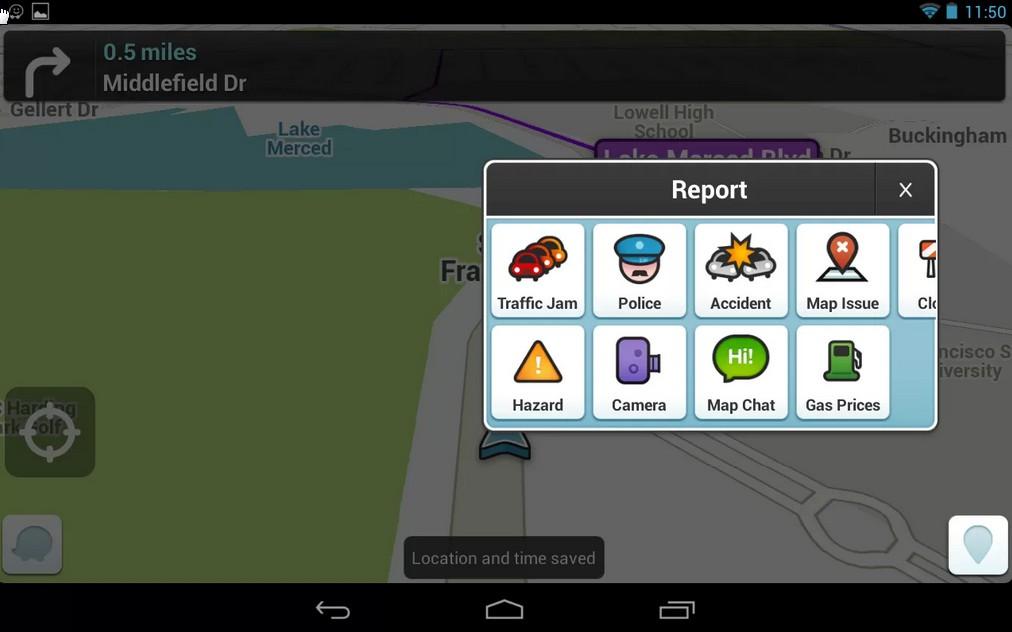 Community GPS Navigation