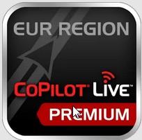 CoPilot navigation application