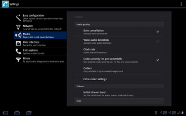 CSIPSimple SIP App for Android