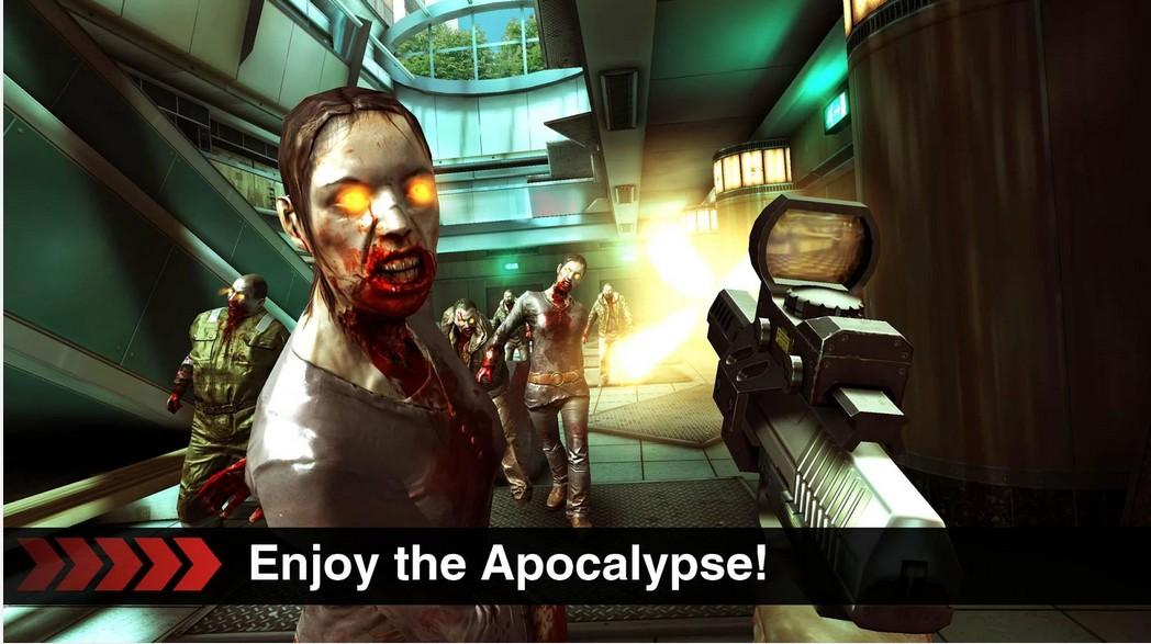 Dead Trigger Game