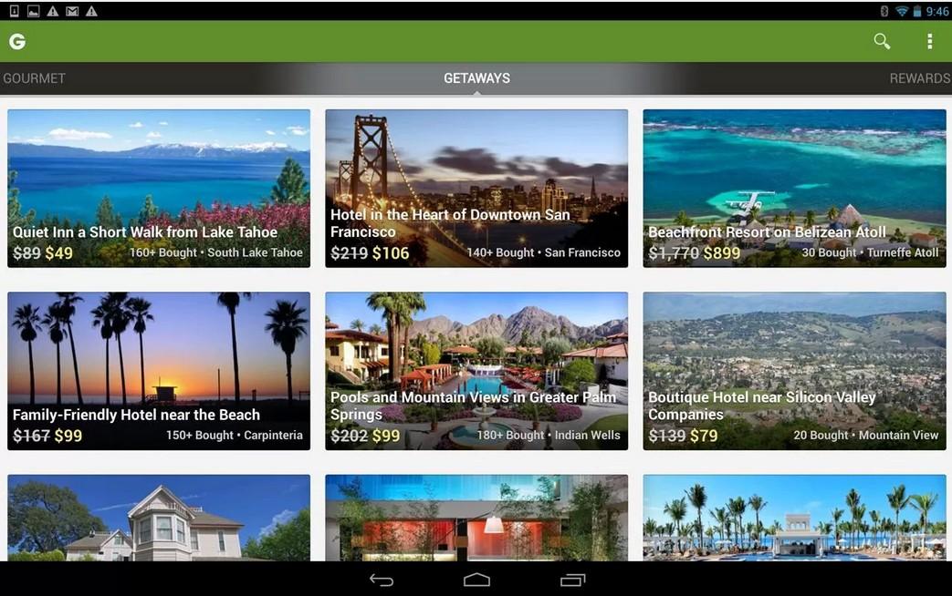 Groupon Discounts App