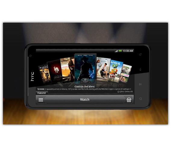 HTC raider versus apple iphone 4s