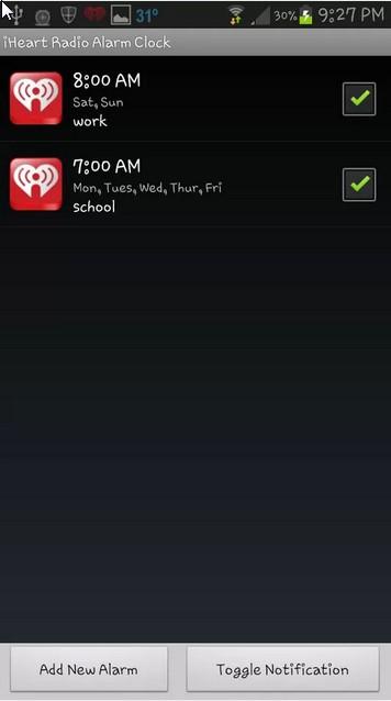 iHeart Radio App