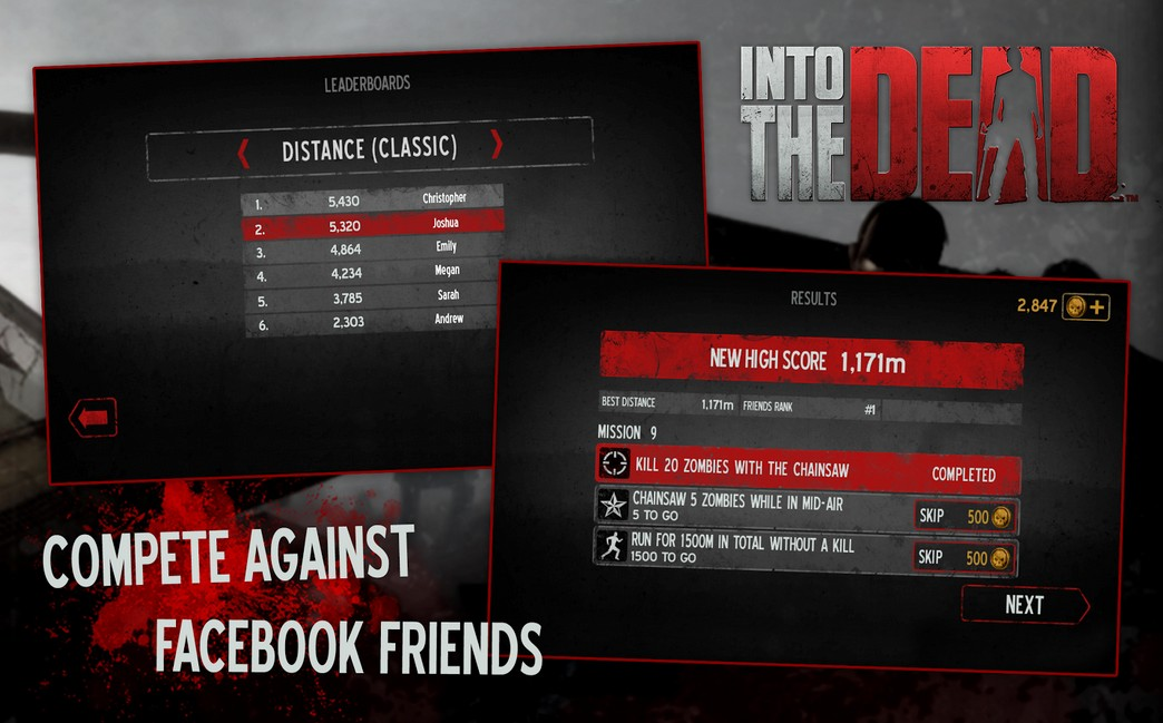 Into The Dead Free Game
