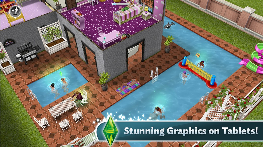 The Sims Free Play