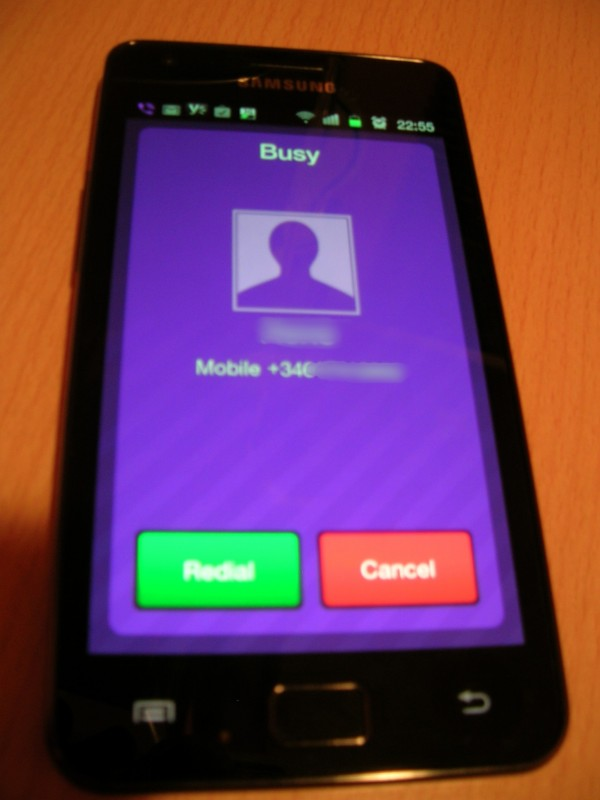Viber Voip on Android
